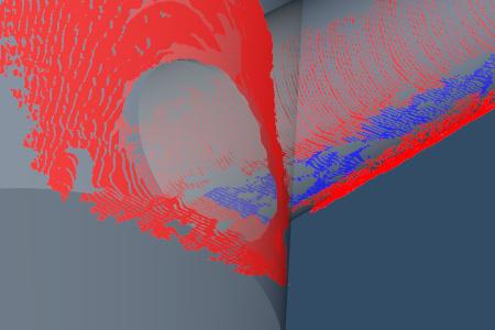 3D Sediments Profiling