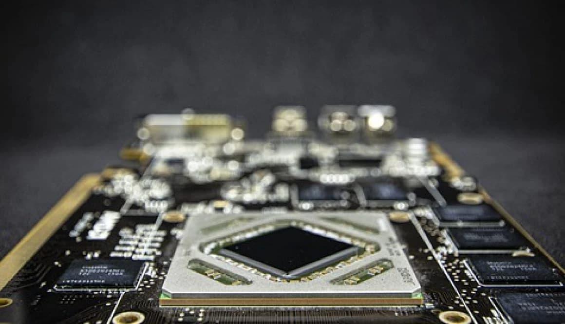 Industrial use of GPUs