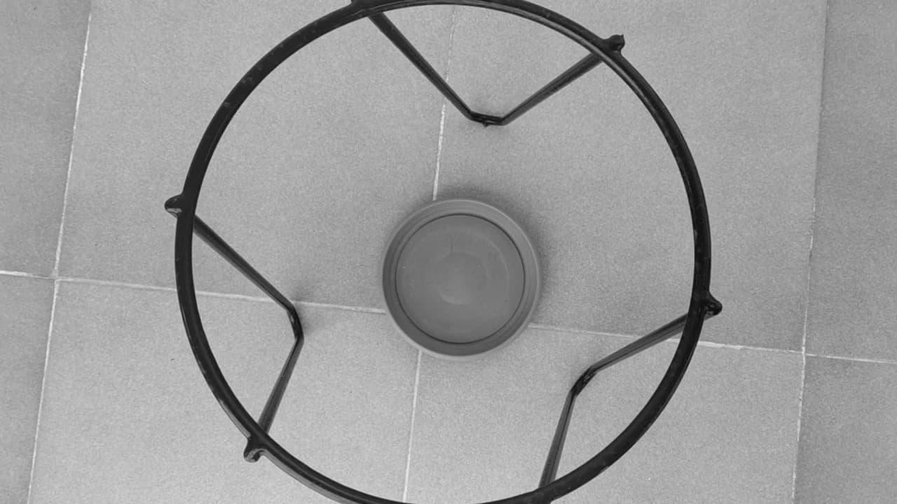 Computer Vision Based Circle Detection - Gray